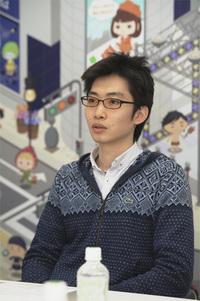 丸山隆司氏
