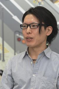 波戸勇二氏