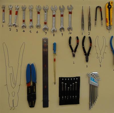 写真2 枠線で工具のコンテキストを表現