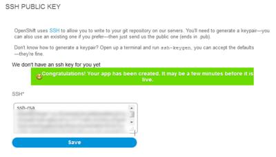 図4 クライアントPCの公開鍵の登録