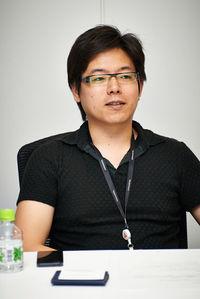 写真2 田畑氏