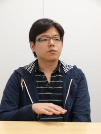 田畑佳則氏