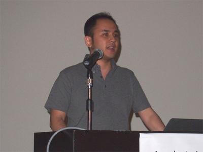 Appceleratorの増井雄一郎氏。同社に入社したエピソードは非常にユニークでした