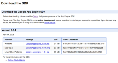 図2 Download the SDK