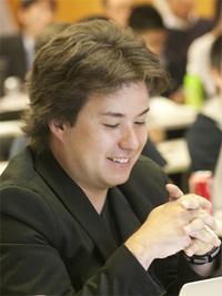 Brandon Hillさん。gihyo.jpの連載などでもおなじみ