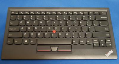 写真2 ThinkPad Bluetoothワイヤレス・トラックポイント・キーボード