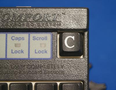 写真4 Comfort Key
