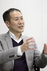 The Linux Foundationジャパンディレクタ 福安徳晃氏