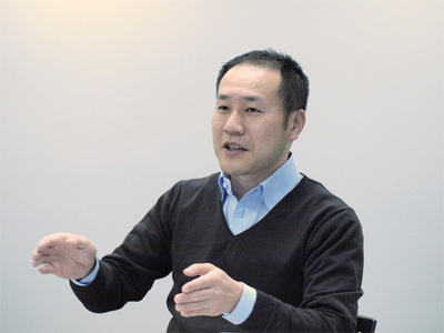 The Linux Foundation ジャパンディレクタ 福安徳晃氏