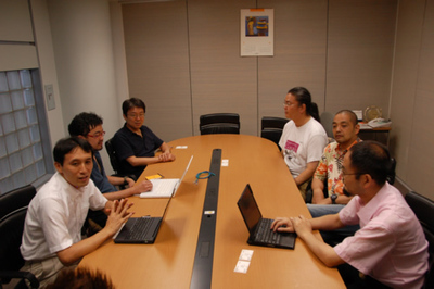 LLFuture 実行委員会座談会