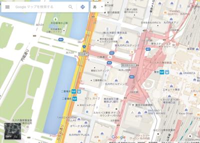 図4 http://sd.gyump.com/mapにアクセスして表示される地図