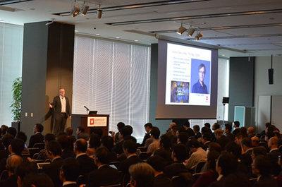 「OpenStack Days Tokyo 2014」の様子