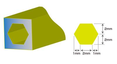 図1 横穴の形状