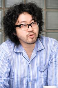 川田十夢氏