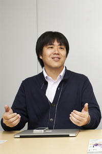 写真1 兵藤朋徳氏