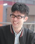 大塚知洋さん。システムまわり全般担当。本誌Vol.30,Vol.37で執筆(写真:上松尚之)