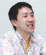 木村 岳文(きむらたけふみ)さん。<br />システム開発部のテクニカルマネージャー(写真:上松尚之)
