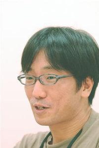 二宮一浩さん ラボ以外ではコンシューマー事業部のマネージャー