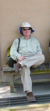 Upon arrival in Japan in 2010, in Kanazawa