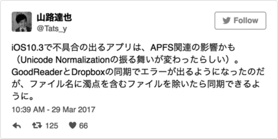 図1 APFS‐lename