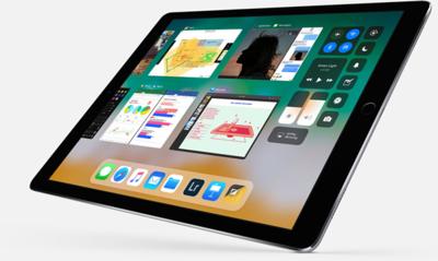 写真1 真の新製品iPad Pro 10.5