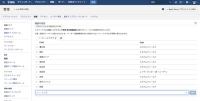図1 Jiraの管理画面