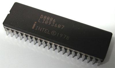 x86系プロセッサの元祖 Intel 8086