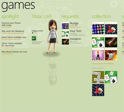 図6 Game Hub