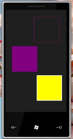 図3 矩形の描画