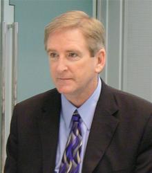 Lattix社 副社長 Frank Waldman氏