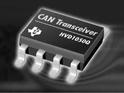 高速CANトランシーバ「HVD1050Q」