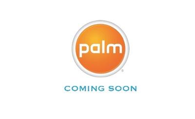 mynewpalm.comにアクセスすると懐かしいロゴが!
