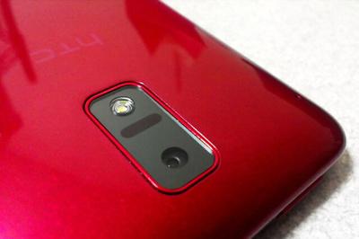 HTC Jのカメラは他のスマートフォンを圧倒する
