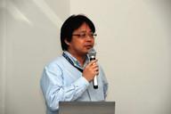 講演会の後半ではドワンゴ側での事例や運営体制などが明かされた