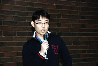 サイバーエージェントの子会社AMoAdで腕を振るう神田勝規氏。