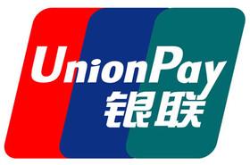 銀聯カードのロゴ