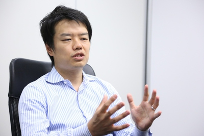 株式会社エスキュービズム・テクノロジー 代表取締役社長 武下真典さん
