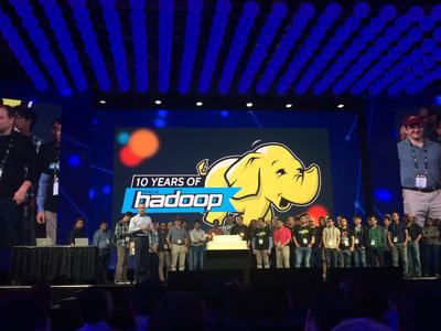 San Joseで6月に開催されたHadoop Summitの模様