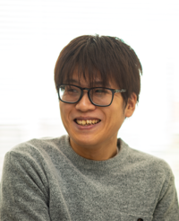 写真3 OTT推進準備室 開発課 ソフトウェアエンジニア 前田大介氏