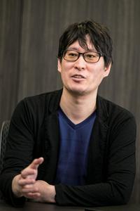 写真2 デジタル戦略推進局 エグゼクティブプロデューサー 宮崎賢一氏