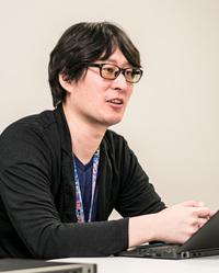 写真1 エグゼクティブプロデューサー/OTT推進準備室長 宮崎賢一氏