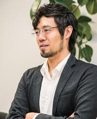 写真2 OTT推進準備室 副室長 齊藤寛明氏