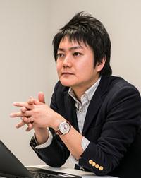 写真3 デジタル戦略推進局 プラットフォーム企画推進部 企画推進課 澤田裕紀氏