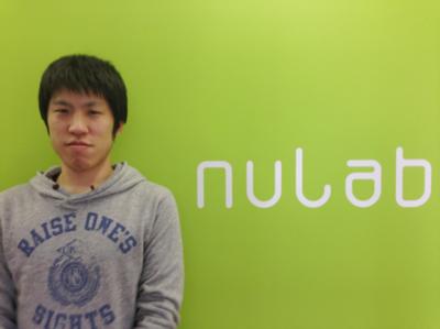 ヌーラボ ソフトウェア開発者&ビルドエンジニア中村知成氏