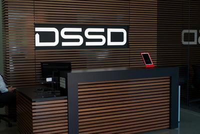 DSSDのエントランス