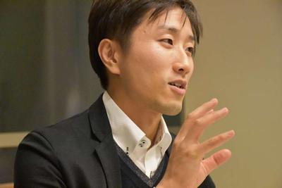 NTTコミュニケーションズ株式会社の金智之さん(HCD-Net認定 人間中心設計専門家)