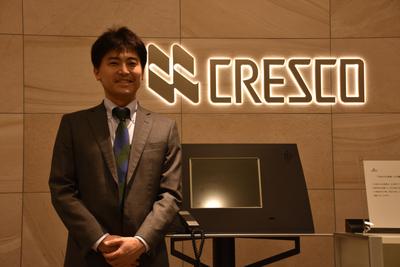 株式会社クレスコでUXデザイナーを務める鈴村昌司さん(HCD-Net認定 人間中心設計専門家)