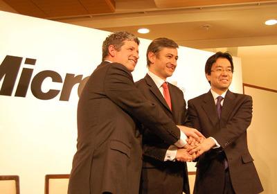 マイクロソフト(株)