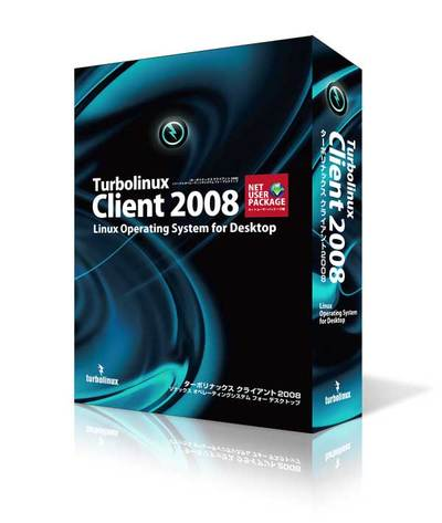 Turbolinux Client 2008 Net User Package 9,800円(税込)