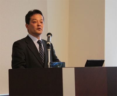 矢野広一 ターボリナックス代表取締役社長兼CEO